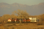 BNSF 4605